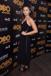 Ella Eyre - MOBO Nominations 2015 In London