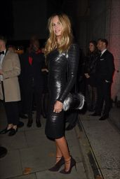 Elle Macpherson - The Veuve Clicquot Widow Series Launch Party in London, October 2015
