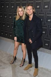 Ellie Goulding - BALMAIN X H&M Collection Launch in New York City