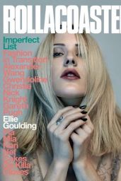 Ellie Goulding – Rollacoaster Magazine Issue #17 Photos