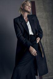 Elsa Hosk - Photoshoot For So It Goes Magazine #6 Fall Winter 2015