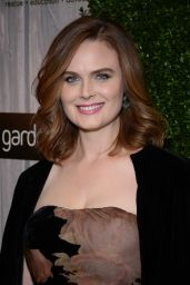 Emily Deschanel - 2015 Farm Sanctuary Gala in New York City