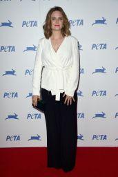 Emily Deschanel – PETA's 35th Anniversary Party in Los Angeles
