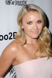 Emily Osment - A Boo2Bullying Benefit in West Hollywood, October 2015