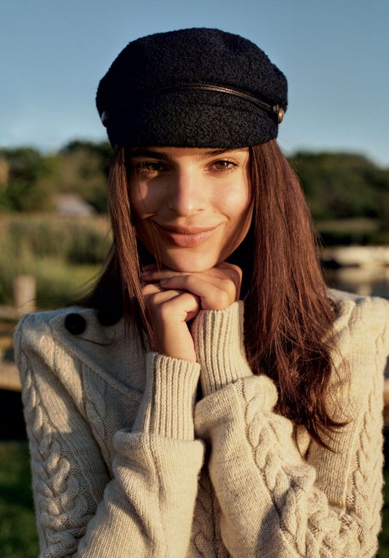 Emily Ratajkowski - Photoshoot for Vogue Magazine November 2015