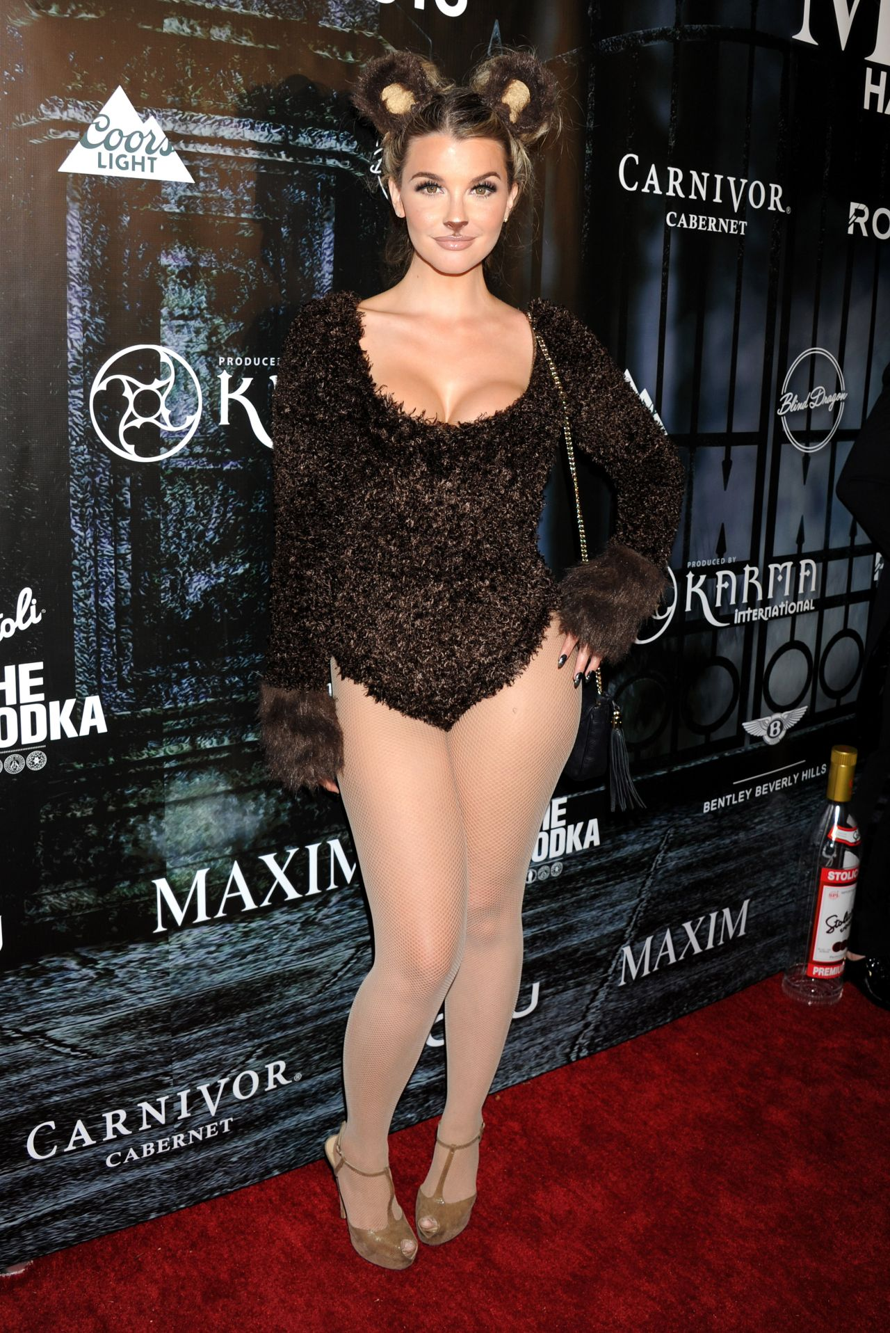 Sears - The Official MAXIM Halloween Party in Beverly Hills