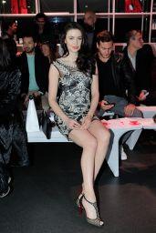 Emma Miller - Christophe Guillarme Fashion Show in Paris, September 2015