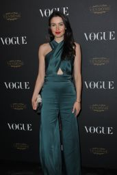 Emma Miller - Vogue 95th Anniversary Party in Paris