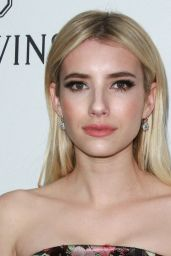 Emma Roberts – 2015 amfAR's Inspiration Gala Los Angeles in Hollywood