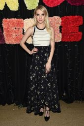 Emma Roberts - 2015 Teen Vogue Party in Los Angeles