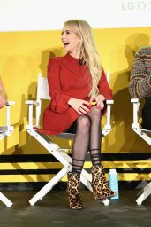 Emma Roberts - EW Fest Press Conference in New York City