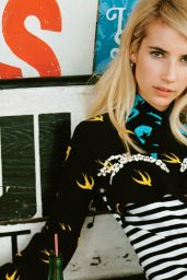 Emma Roberts - Teen Vogue Photos, November 2015