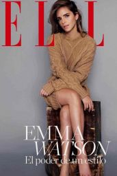 Emma Watson – Elle Magazine Spain October 2015 Issue (More Photos)