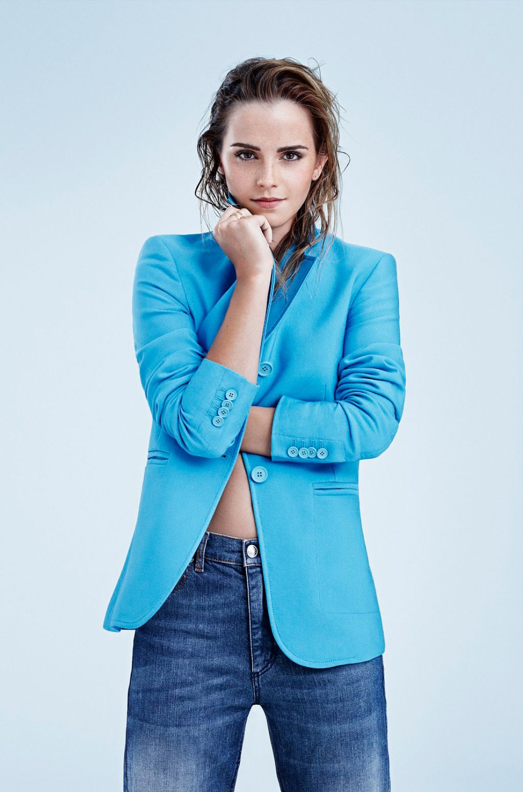 Emma Watson – Madame Figaro Magazine October 2015 Photos