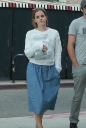 Emma Watson - Out in Los Feliz, October 2015