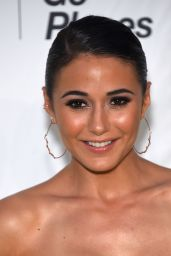 Emmanuelle Chriqui – 2015 EMA Awards in Burbank