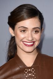 Emmy Rossum – 2015 InStyle Awards in Los Angeles