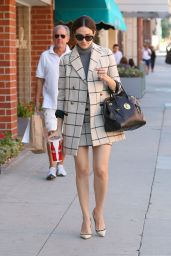 Emmy Rossum - Out in Beverly Hills, October 2015