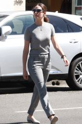 Emmy Rossum - Out in Beverly Hills, September 2015