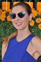 Eva Amurri – 2015 Veuve Clicquot Polo Classic in Pacific Palisades