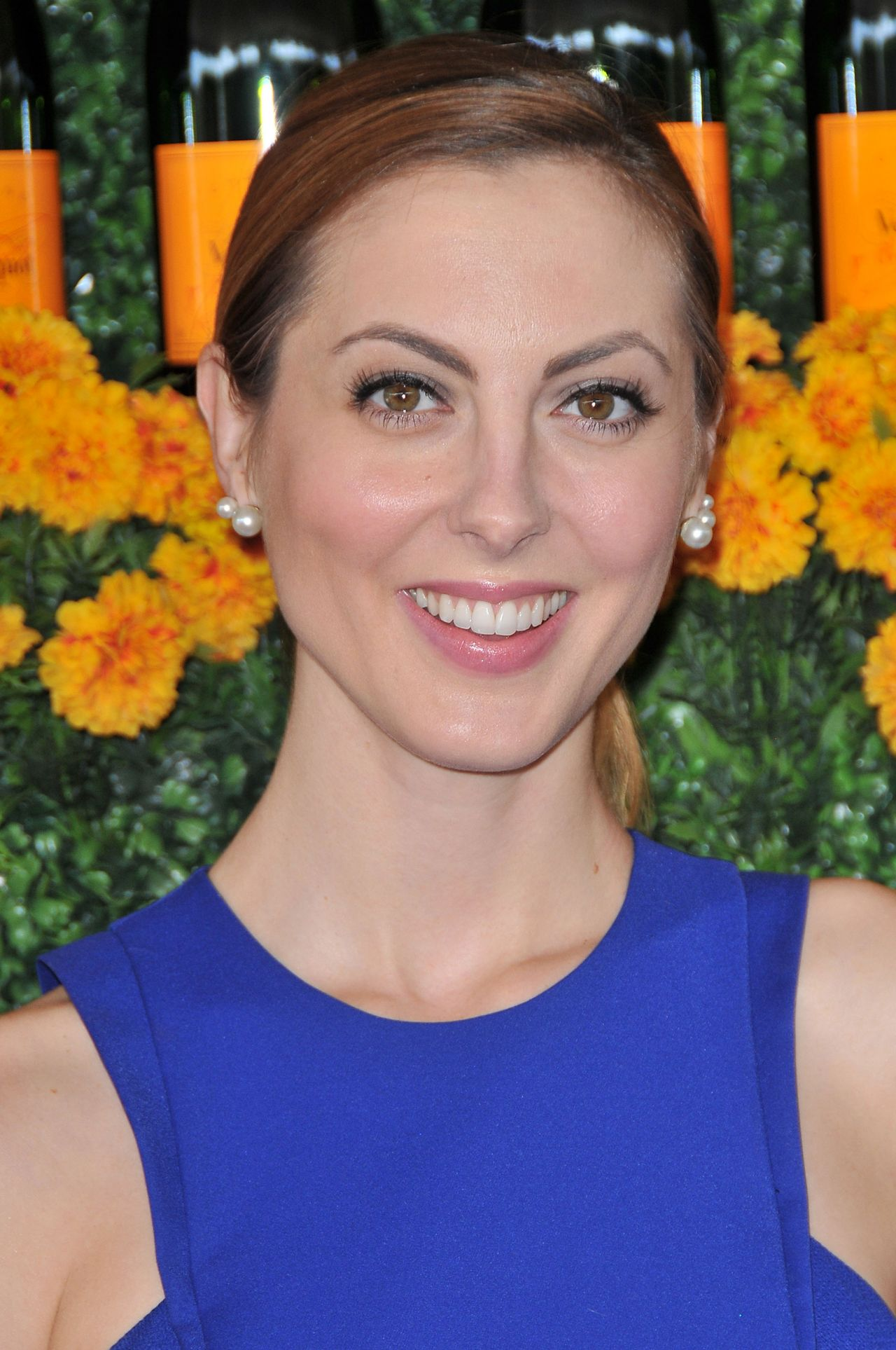 Eva Amurri 2015 Veuve Clicquot Polo Classic In Pacific