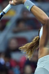 Garbine Muguruza - 2015 China Open in Beijing - Final
