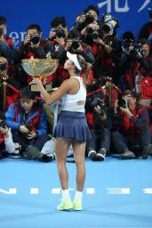 Garbine Muguruza - 2015 China Open in Beijing - Final