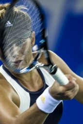 Garbine Muguruza - 2015 WTA Wuhan Open in China - 3rd Round