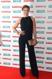Gemma Atkinson - Inside Soap Awards 2015 in London