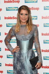 Gemma Oaten - Inside Soap Awards 2015 in London
