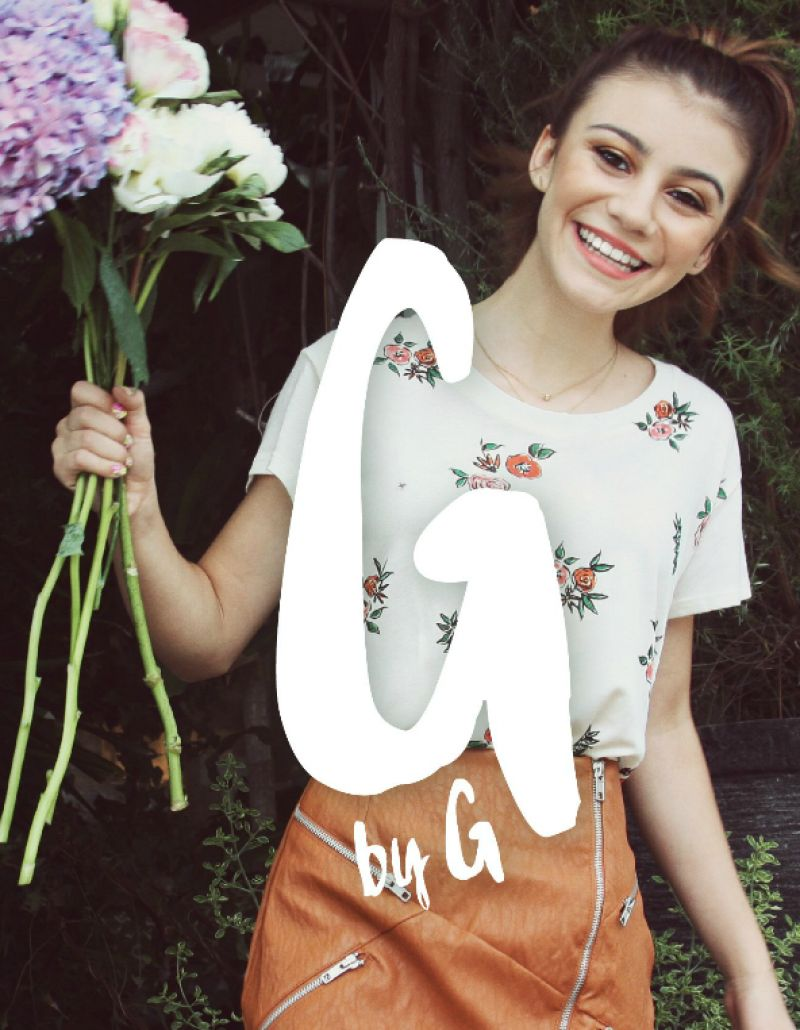 Genevieve Hannelius Latest Photos - CelebMafia
