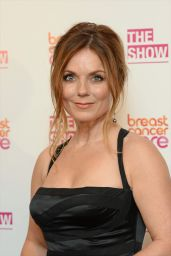 Geri Halliwell - The Breast Cancer Care Fashion Show in London - October 2015