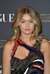 Gigi Hadid - Vogue 95th Anniversary Party in Paris
