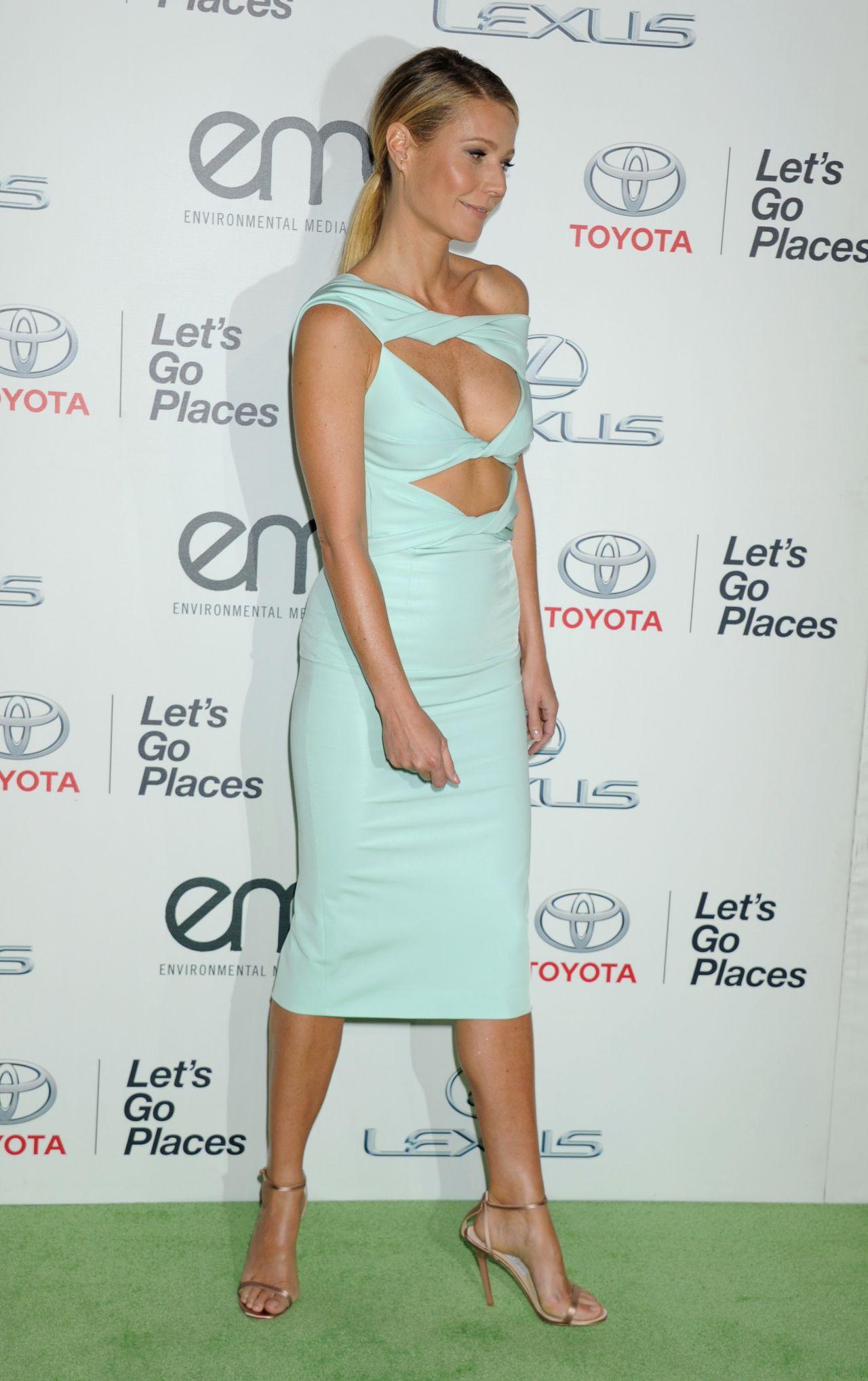Gwyneth Paltrow 2015 Ema Awards In Burbank