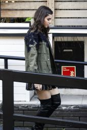 Hailee Steinfeld - ITV Studios in London, October 2015