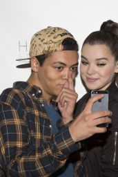 Hailee Steinfeld - Meet and Greet at The Chord Club by Billboard in New York City, October 2015
