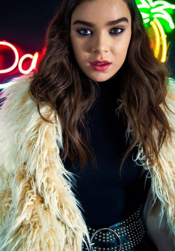 Hailee Steinfeld - Photoshoot for Nylon Magazine October 2015