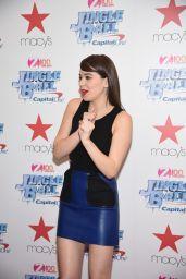 Hailee Steinfeld - Z100 Jingle Ball Kick Off Event in New York City