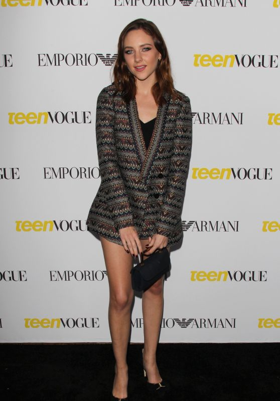 Haley Raam – 2015 Teen Vogue Young Hollywood Issue Launch Party in Los Angeles