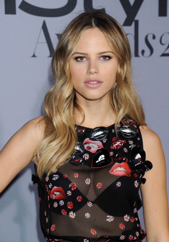 Halston Sage – 2015 InStyle Awards in Los Angeles