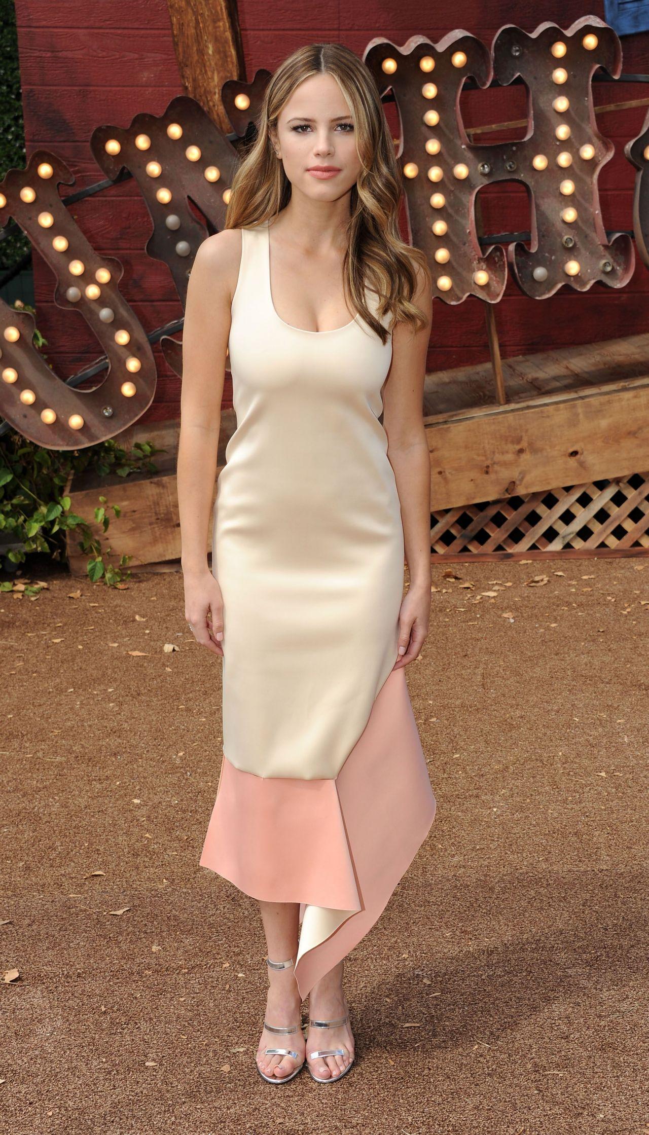 Halston Sage Dress