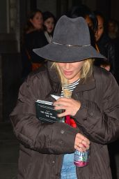 Hilary Duff - Out in New York City, October 2015
