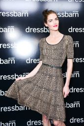 Hilary Rhoda - Dressbarn Fall 2015: Campaign Launch Party in NYC