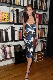 Hilary Rhoda - Photoshoot in Tribeca, October 2015