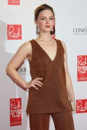 Holliday Grainger - 2015 Red Women Of The Year Awards in London