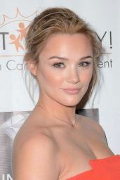 Hunter Haley King -  2015 Denim, Diamonds and Stars Gala in Westlake Village