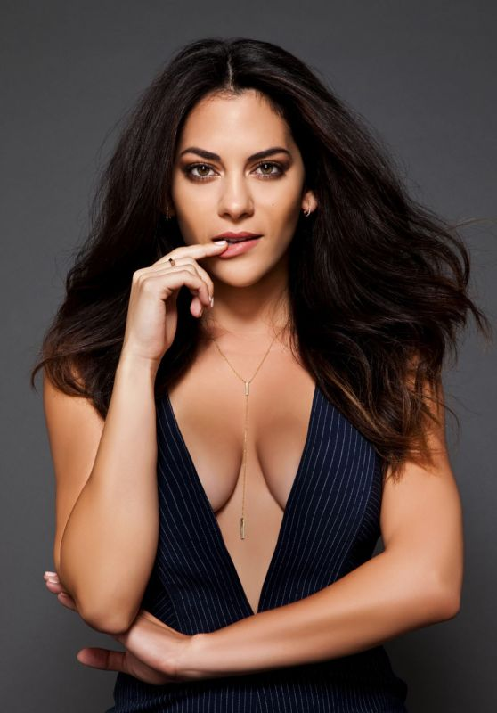 Inbar Lavi - Cliche Magazine October/November 2015 issue