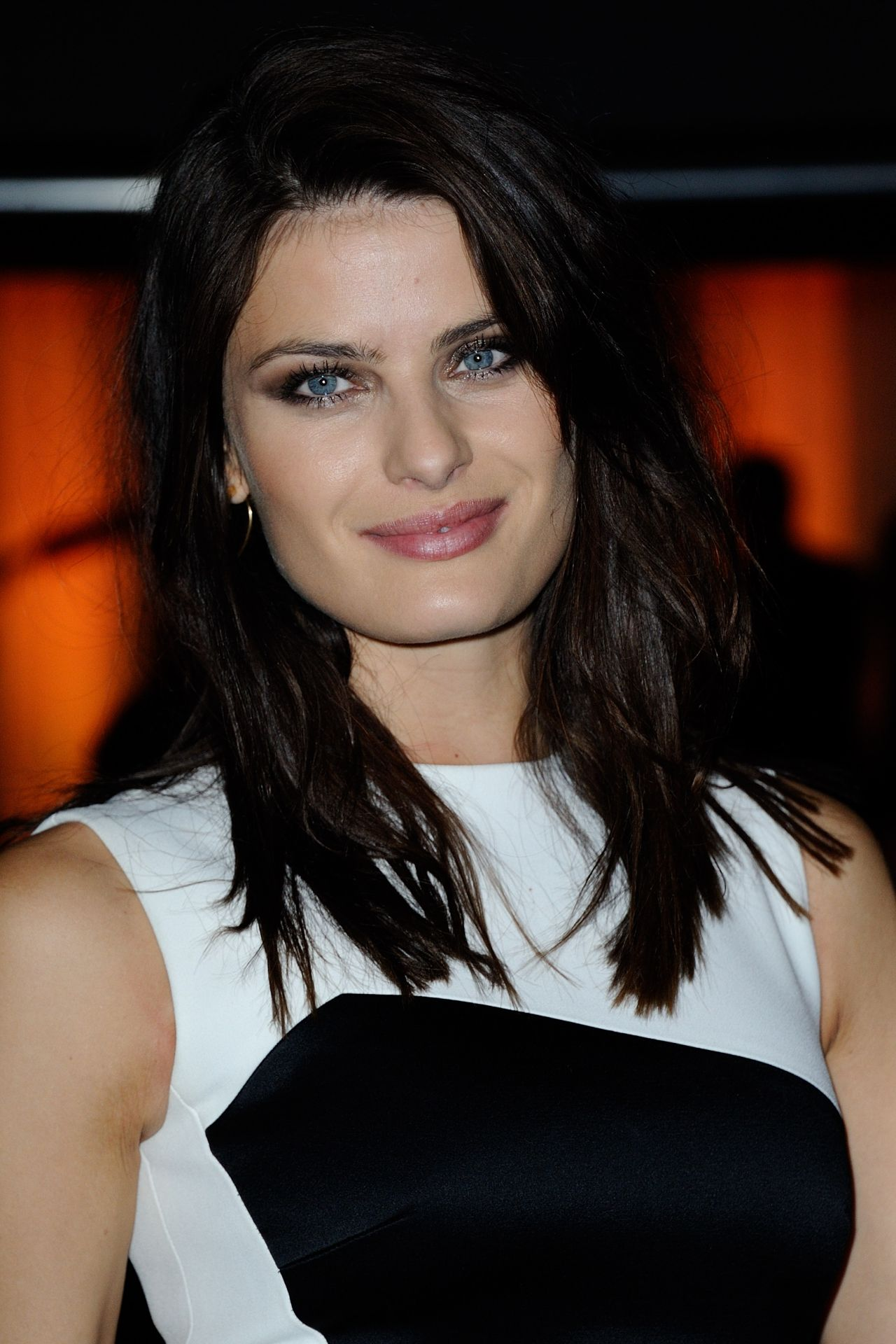 Isabeli Fontana Arriving At The Vogue Party Fashion