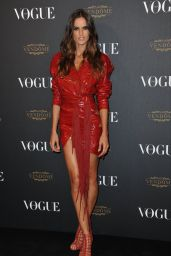 Izabel Goulart - Vogue 95th Anniversary Party in Paris