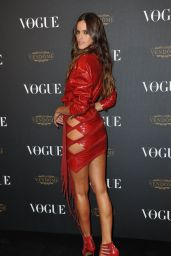 Izabel Goulart - Vogue 95th Anniversary Party in Paris